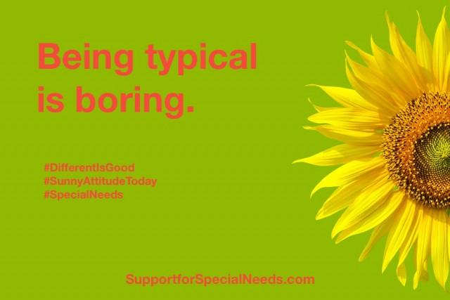 sunflower special needs