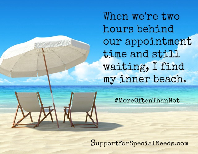 beach special needs