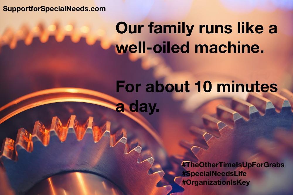 mechanism special needs