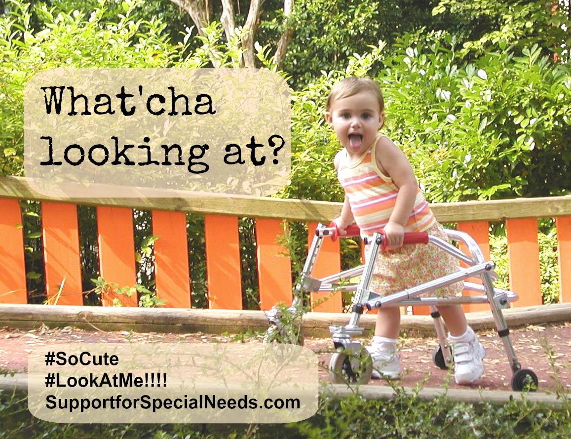 special needs walker
