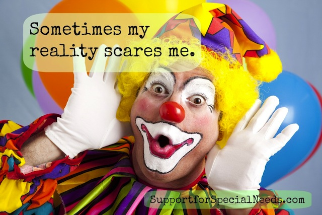 scary reality special needs