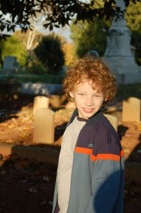 Photo credit: Julia Roberts, taken at Oakland Cemetery